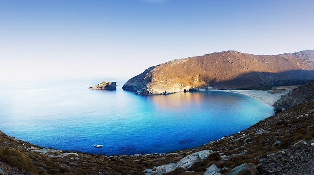 Achla Beach - Andros, Greece