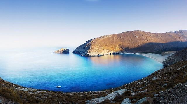 Achla Beach - Andros, Greece