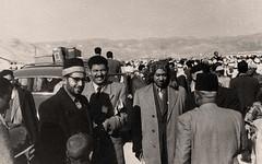 سيد قطب ومحمد اديب الصالح والسبسبي وكامل الشريف - 1953