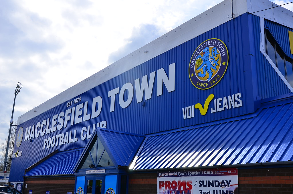 Image result for macclesfield town
