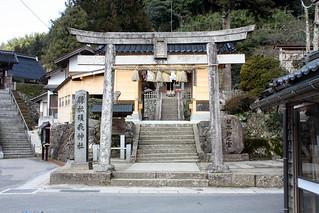出雲 須我神社   by cyesuta