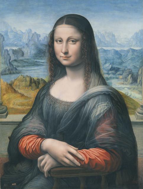 La bella novella Sorella gemella (di Mona Lisa)