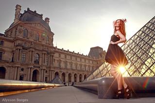 Soleil dans Paris