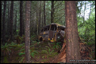 Merry Widow Mine abandoned bus 3 | 250 Explorer - Discover