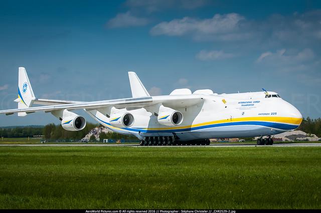 [PRG•2016] #Antonov.Airlines #Antonov #AN-225 #UR-82060 #Mriya #awp