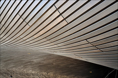 London Aquatics Centre / Exterior #2