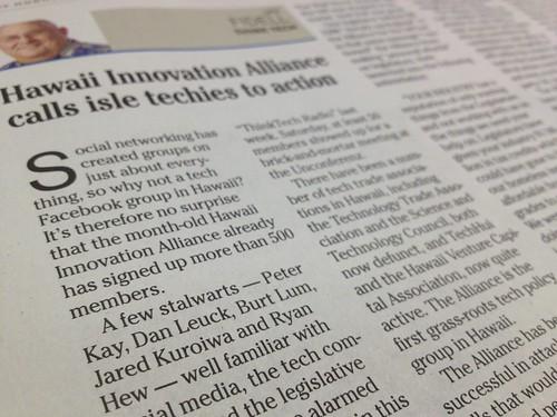 Hawaii Innovation Alliance | by hawaii
