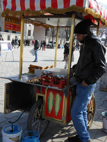 Food Cart Guy | by the opoponax