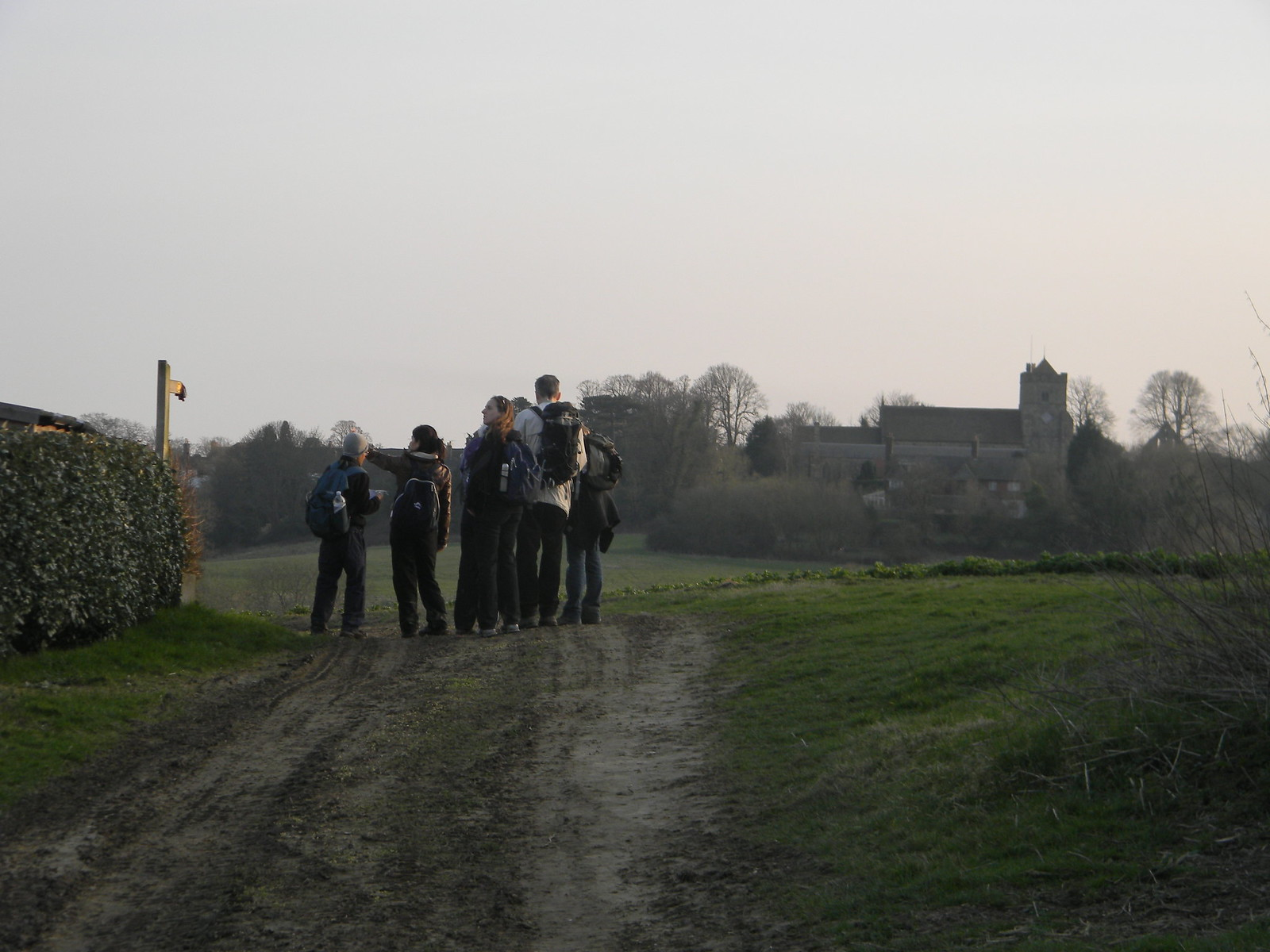 Route discussion Robertsbridge to Battle