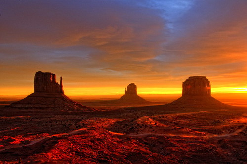 Monument Valley(HDR24) | by lwtt93