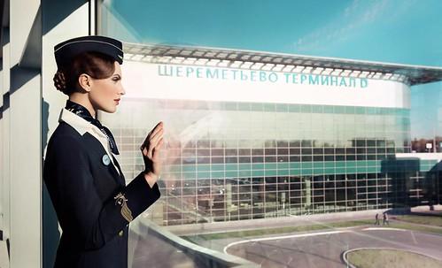 Aeroflot Calendar 2012   by Barbies Land