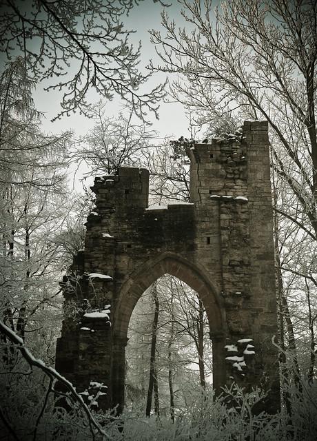 Fallen arch