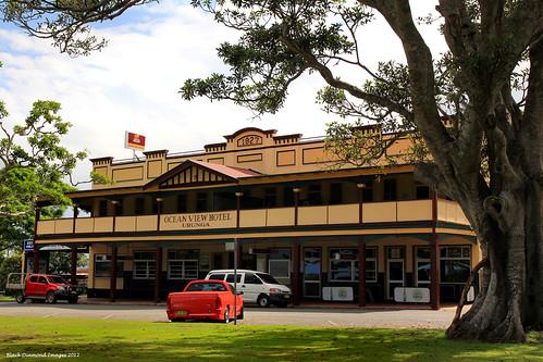hotel australia nsw pubs bdi urunga oceanviewhotel midnorthcoast australianhotels australianpubs nswhotels morgostreet