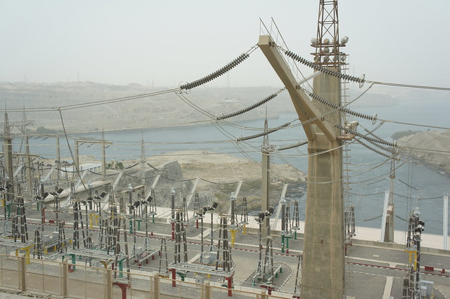 Egypt's Aswan High Dam