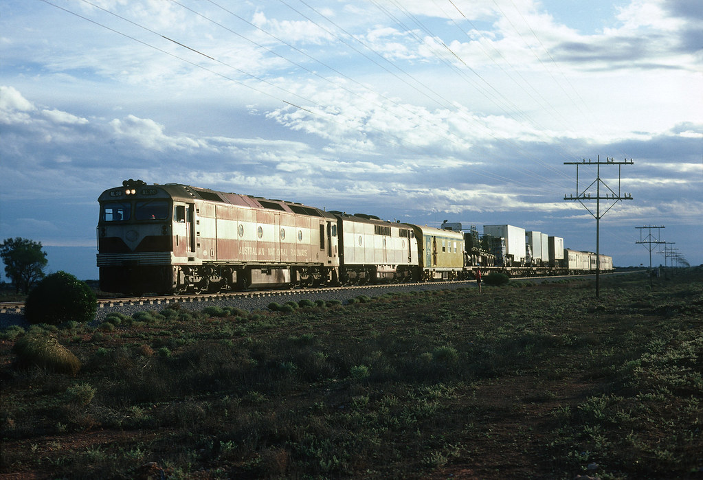 AL20-GM6 Boonderoo by Rail Tourist Association
