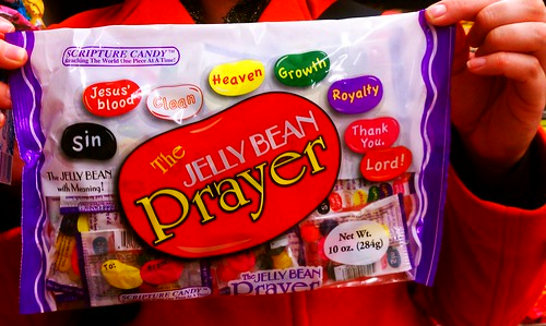 Jelly Bean Prayers...now with extra black sin & Jesus' blood | by trisho.