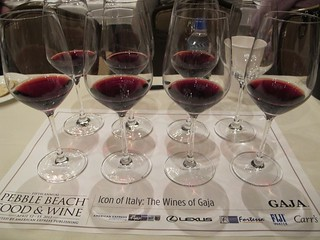 STUNNING tasting: the wines of Gaja | by the tablehopper