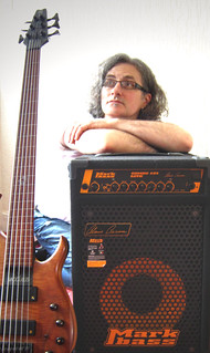 Steve Lawson and the new Markbass Combo - good bass noises! | by solobasssteve