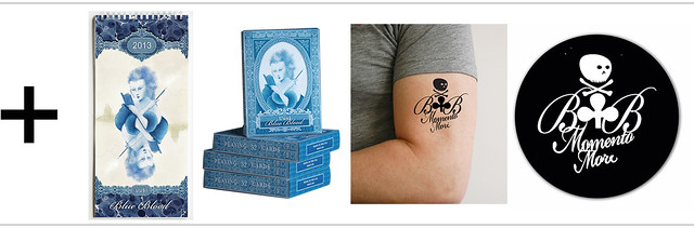 e61aeaa5d Blue Blood Playing Cards by Uusi — Kickstarter