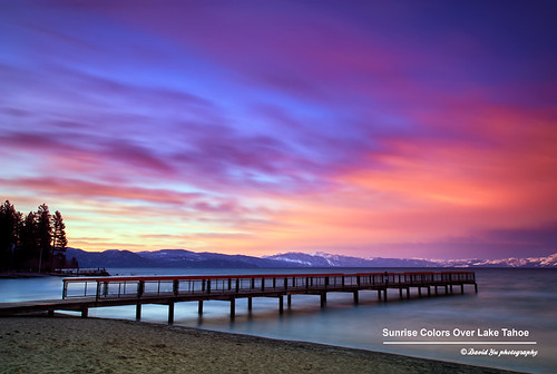 sanfrancisco california usa lake colors sunrise over tahoe sfist