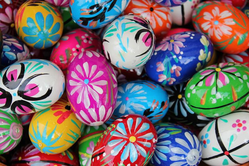 Malowane jajka / Easter Eggs
