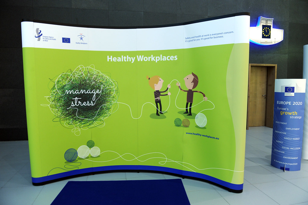 Launch of the Healthy Workplaces Manage Stress Campaign 2014-2015