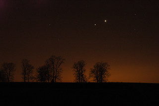 Venus and Jupiter | by Mike Palumbo