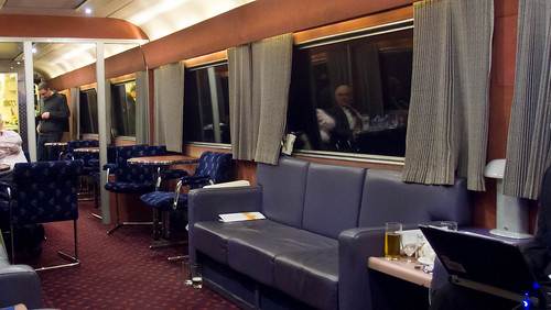 Caledonian Sleeper bar car 6706 | by interbeat