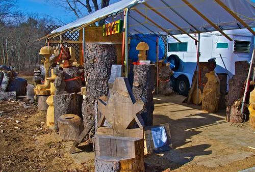 sculpture woodwork woodcarving freemason chainsawcarving amvet squareandcompasses haydenlodge whisperingmoose