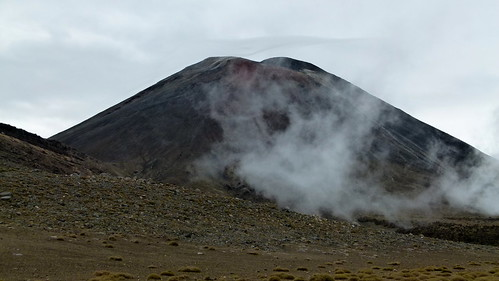 Picture of the Week - Mt. Ngauruhoe