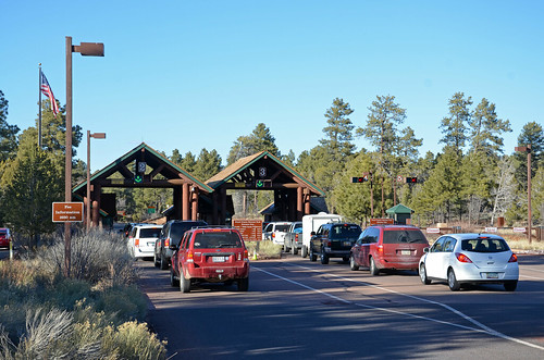 Grand Canyon National Park South Entrance Station 3792 | by Grand Canyon NPS