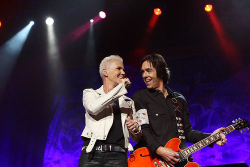 roxette | by Eva Rinaldi Celebrity and Live Music Photographer