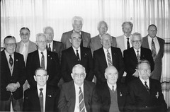 Probus Club of Gawler, Past Presidents -