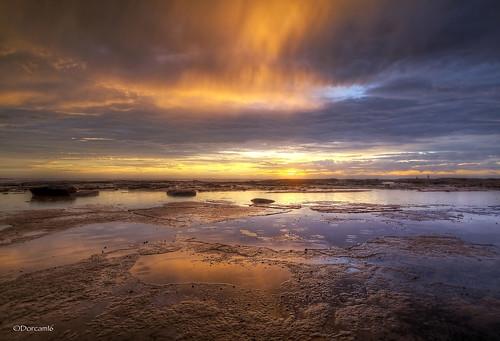 sea sky colour sunrise rocks centralcoast hdr sigma1020 nd8 bateaubay dorcam16