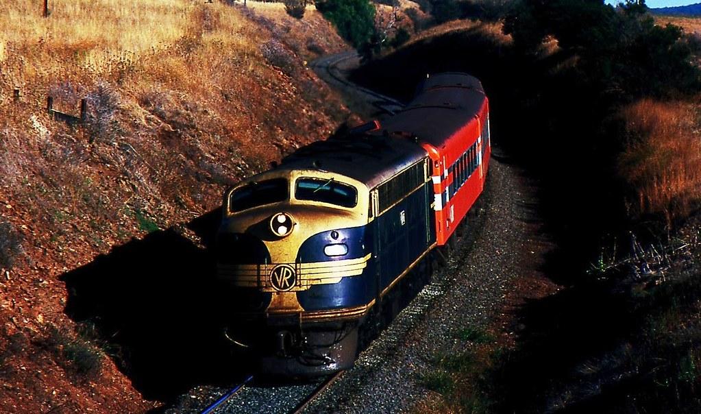 B61 on the Ballarat to Spencer Street Passenger train by Rodney S300