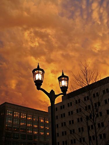 columbus sky hdr downtowncolumbus