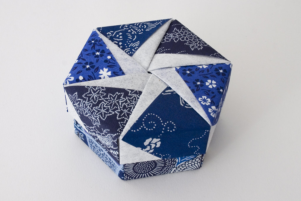 Make Your Own Gift Box With Lid: Video Tutorial + Picture ... | 682x1023