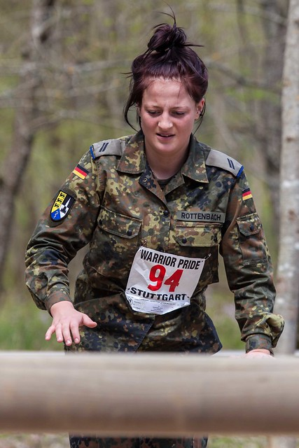 Anna Rottenbach, German Armed Forces