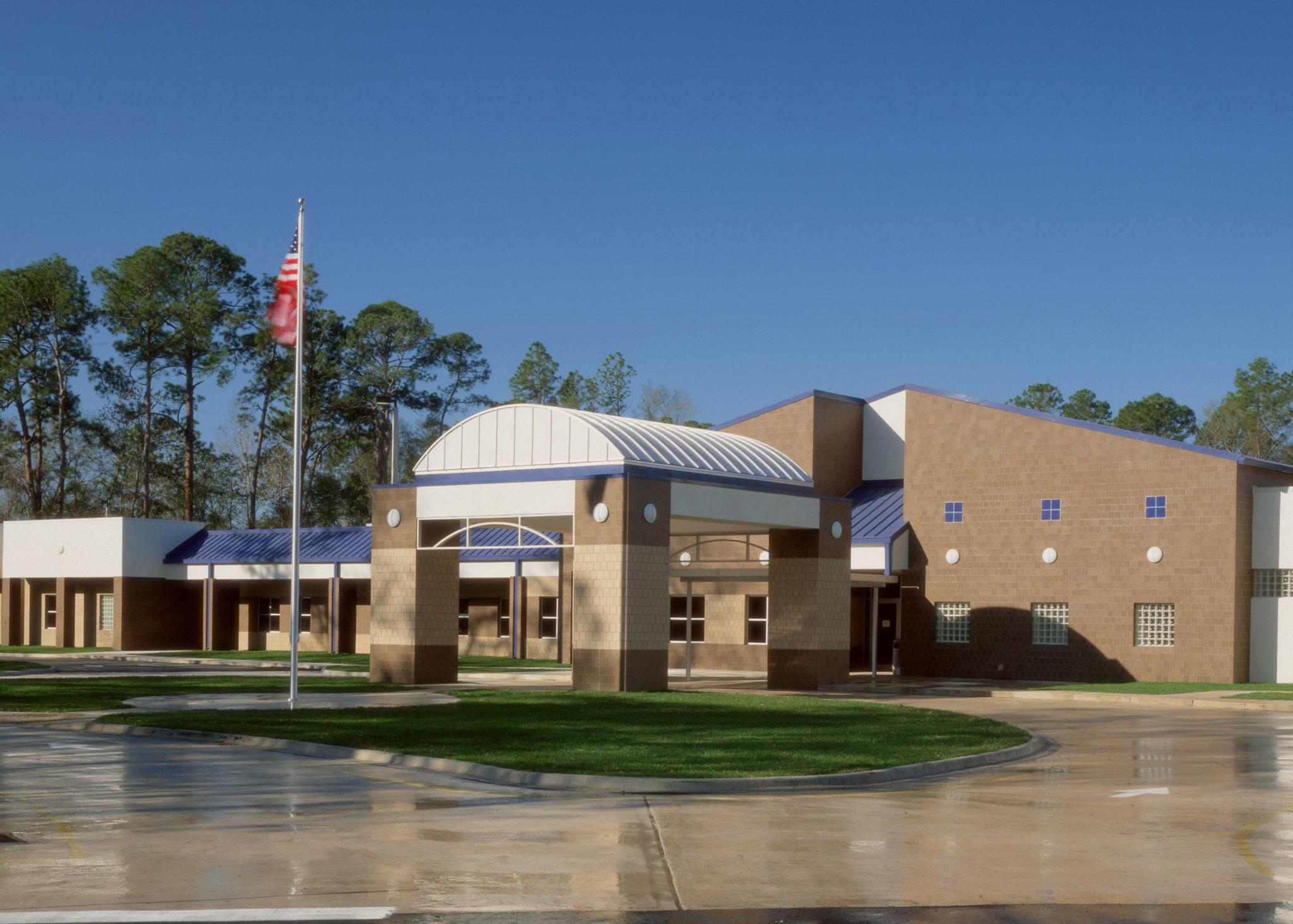 Health Department building