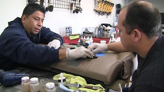 Rightlook's Car Interior Repair Training School | by Rightlook.com