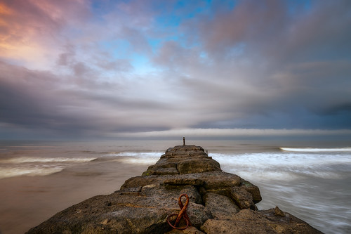 newzealand clouds sunrise rust waves nz northisland 55 westcoast wanganui taranaki breakwater earlymorninglight colourimage patea leefilters nikond800 lee06gndhard phottixgeoone nikkor160350mmf40