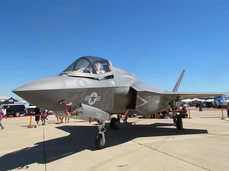 Lockheed F-35B Lightning II 1