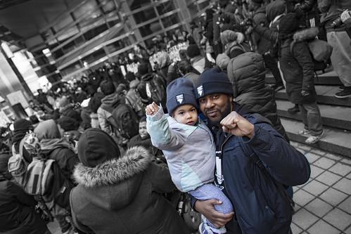 Black Lives Matter Toronto - BlackOut Protest