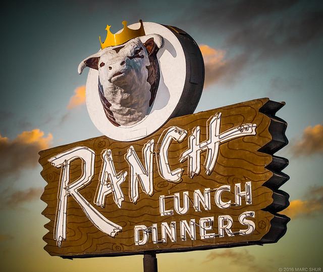 The Hayward Ranch Restaurant