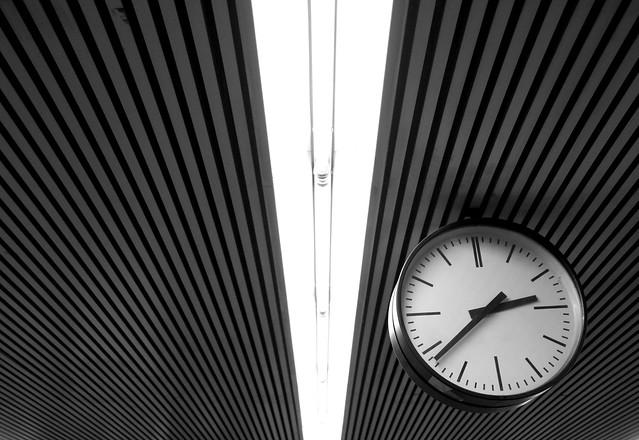 Clock Ceiling