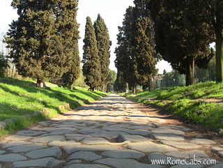 Via Appia Antica (Ancient Appian Way) | by Rome Cabs