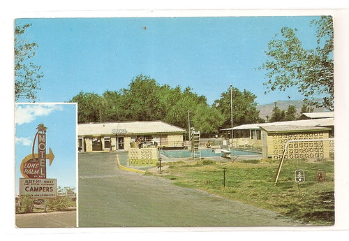 "Lone Palm Motel & Trailer Park | by ""torryservice"""