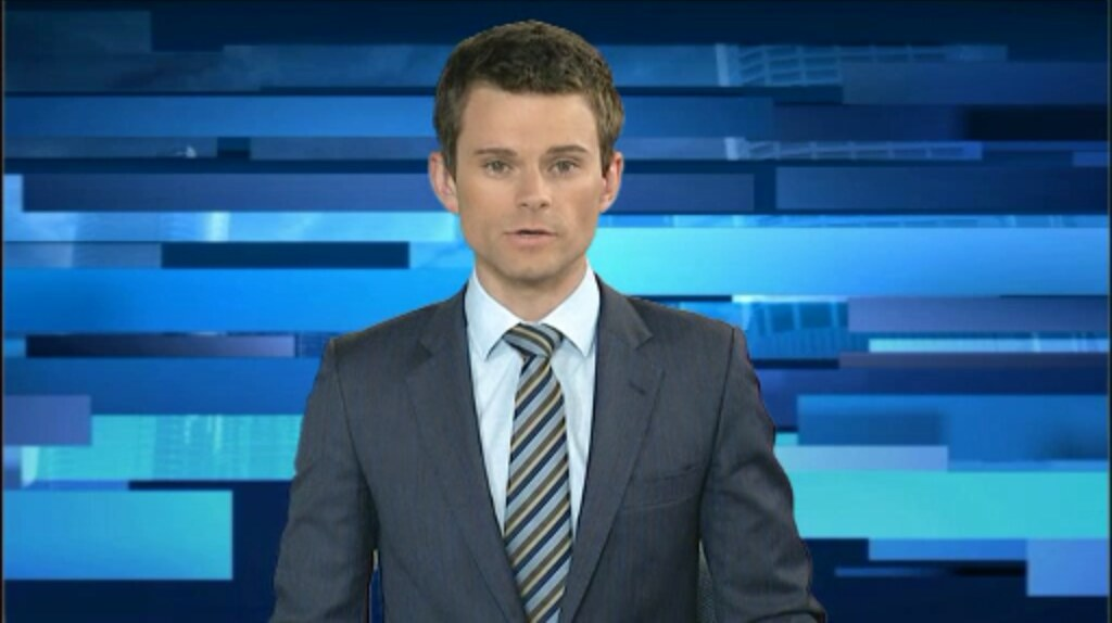Nick Dole - ABC News 24 (28 January 2012 12am) | Sexy News
