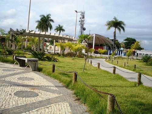 Praça Tiradentes - Januária-MG