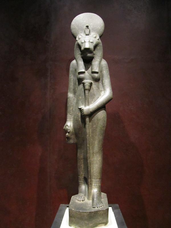 Statue of Sekhmet, Museo Egizio, Torino